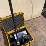 Matériel de gaz traçeur RH6