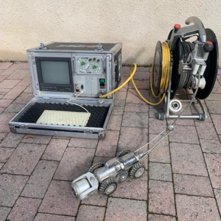 Matériel caméra/robot IPEK ITV