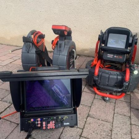 Matériel caméra ITV